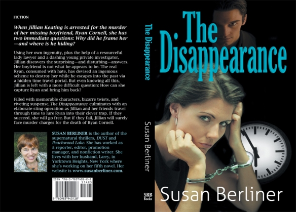 DISAPPEARANCE WEB PAPERBACK
