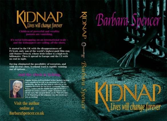 Kidnap PAPERBACK WEB PROMO